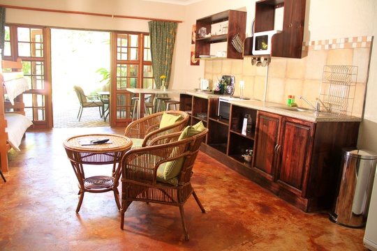 African Dreams Cottage, Winterton Country Lodge